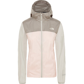 The North Face Cyclone Jacket Women grey/pink